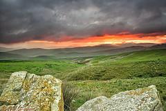 RED (archisal) Tags: light red sky italy green nature clouds sunrise landscape nikon europe italia explore d750 sicily rosso sicilia paesaggio