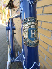 Rabeneick 26 zoll 50iger (Stahlrad Berlin) Tags: vintage 26 retro oldtimer 1950 zoll rabeneick stahlradberlin