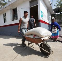 VENTA DE MAZ (diconsa_mx) Tags: tienda hidalgo maz comunitaria diconsa