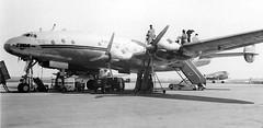 Chicago Municipal Airport - TWA - Lockheed Constellation (049) (twa1049g) Tags: chicago 1948 airport lockheed municipal twa constellation