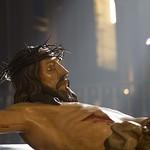 Besapiés Extraordinario al Stmo. Cristo del Silencio con motivo del Jubileo de la Misericordia