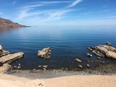 (carolina.changc) Tags: landscape shoreline shadesofblue
