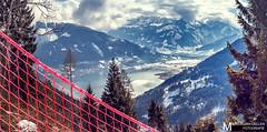 Zell am See (Martijn ) Tags: mountain ski water berg clouds see am meer bergen wintersport zell snowboarden piste koud skien