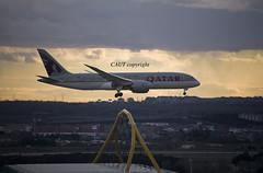 Qatar Airways Boeing 787-8 (A7-BCU) (CAUT) Tags: madrid espaa plane march airport spain nikon aircraft aviation airline mad flughafen flugzeug aeropuerto marzo spotting avion qatar aviacion 787 catar 2016 adolfosuarez b787 spotter qatarairways d610 aerolinea aeropuertomadrid lemd caut dreamliner 7878 madridbarajas boeing787 nikond610 a7bcu