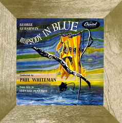 Gershwin Rhapsody in Blue - Whiteman Capitol (sacqueboutier) Tags: paris records vintage vinyl jazz lp record classical classicalmusic platter rhapsody platters lps lpcover gershwin lpcollection vinylcollection vinyllover vinylcollector vinylnation lplover lpcollector