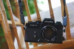 Minolta XE-7 (rolandmks7) Tags: camera minolta xe xe1 minoltaxe7 xe7