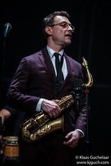 IMG_1746 (Klaas / KJGuch.com) Tags: concert availablelight gig livemusic jazz groningen ncc concertphotography jazzmusic benjaminherman oosterpoort dutchjazz newcoolcollective deoosterpoort johnbuijsman kjguchcom