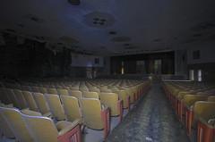 Playhouse (jgurbisz) Tags: abandoned play theatre pennsylvania decay nj pa asylum vacantnewjerseycom jgurbisz embreevillestatehospital
