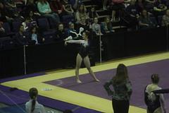 Joslyn Goings floor (4) (Susaluda) Tags: uw sports gold washington university purple huskies gymnastics dawgs