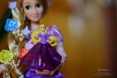 Princess 07 (Lindi Dragon) Tags: doll dolls disney kinder rapunzel disneystore disneyprincess