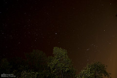 Estrellas de marzo (Mar Cifuentes) Tags: chile sky naturaleza nature stars cielo estrellas cajondelmaipo constelaciones
