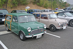 tamttd16072b (tanayan) Tags: car japan museum club austin cg nikon automobile mini toyota  british morris  aichi j1 traveler ttd nagakute countryman   cgclub