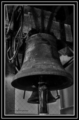Bell in St Marks Campanile (jdl1963) Tags: venice italy saint st bell marks campanile