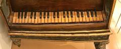 Warped Melody (MPnormaleye) Tags: panorama strange weird keyboard distorted pano dream piano warped musical illusion fantasy utata instrument nightmare effect iphone