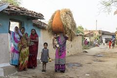 Gond village - Chhattisgarh - India (wietsej) Tags: india village gond chhattisgarh