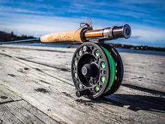 Fly Rod (ernsterdmann) Tags: fishing rod flue flyfishing trout fiske fluefiske