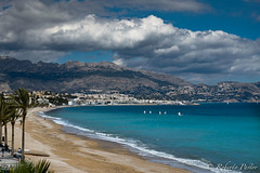 Playa del Albir en Alfaz del Pi (robertopastor) Tags: alicante senderismo elalbir xt1 lalbir robertopastor fujixt1 xf1655mm