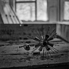 Lampe (naturalbornclimber) Tags: urban bw decay radiation nuclear ukraine hasselblad disaster medium format exploration bnw zone chernobyl exclusion urbex tschernobyl pripyat hasselblad503cx prypjat