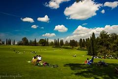 parco Sirgurt ( Valegio sul mincio) (paolotrapella) Tags: sky italy parco verde canon nuvole natura cielo sul valeggio mincio sigurt eos600d