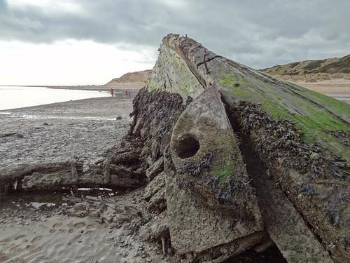 The Seal's Shipwreck Geocache