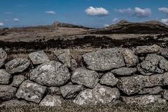 The stones (JKmedia) Tags: park wild wall landscape devon national granite manmade tor dartmoor canoneos7dmarkii boultonphotography