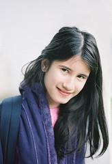 This Kid (peakbagger_trin) Tags: film girl daughter 50mm14 nikonn75 ilovefilm fujicolorpro400h filmisnotdead ipromisediwouldpostaphotoofher