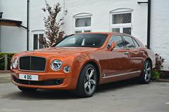 Bentley Mulsanne Speed (CA Photography2012) Tags: ca orange car speed photography grand automotive exotic vehicle british gt saloon luxury supercar v8 bentley spotting tourer mulsanne 4og