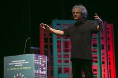Carlo Rovelli, físico italiano. III Festival de Ciencia de Antofagasta 2016