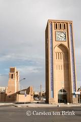Yazd Jameh Mosque (10b travelling) Tags: city persian asia asien desert iran middleeast persia mosque oasis asie iranian masjid jame yazd 2014 zoroastrian neareast moyenorient naherosten jameh mittlererosten tenbrink carstentenbrink westernasia iptcbasic 10btravelling