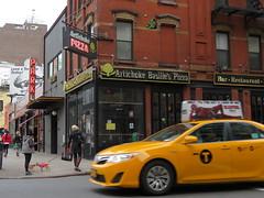 Space Invader NY_163 (tofz4u) Tags: street nyc people usa dog chien streetart ny newyork bar tile restaurant mosaic taxi unitedstatesofamerica spaceinvader spaceinvaders pizza invader pizzeria rue artichoke donatello mosaque artderue tatsunis ninjaturttle tortueninja deadpool artichokebasilespizza ny163