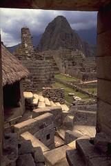 Machu Picchu (travelnotes) Tags: travel mountain peru southamerica cusco machupicchu incas urubambavalley