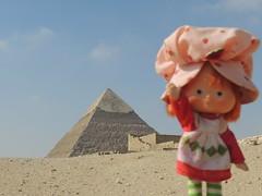 Hello Egypt! (Eurynome101) Tags: egypt strawberryshortcake