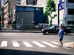 Streets of Tsukiji (KittyKaht) Tags: light shadow people tokyo streetphotography tsukiji fromthearchives