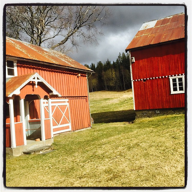 Two Shades of Red #molund #mostadmark...