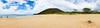 Big Beach Maui - Panorama (EmbersAtDawn) Tags: ocean panorama beach hawaii wide maui bigrock bigbeach