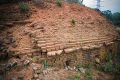GTJ-2016-0419-3 (goteamjosh) Tags: brick abandoned hsinchu taiwan urbanexploration  kiln  taoyuan   guanxi longtan brickkiln    hoffmannkiln