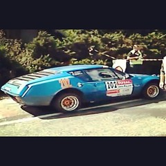 rally #rallye #morzine #montblanc #france #Loeb... (danielrieu) Tags: france vintage classiccar vintagecar rally retro renault alpine wrc oldtimer oldcar 74 montblanc rallye bluecar morzine hautesavoie sportcar loeb youngtimer a110 alpinea110 berlinette instacar carstagram uploaded:by=flickstagram instagram:photo=224496275902604456186911192