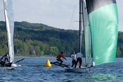 _DSF3859 (Frank Reger) Tags: bayern regatta skiff segeln segelboot 18ftammersee
