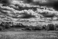 Big Sky (Matthew Bickham) Tags: sky lake bishopsstortford