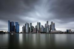 Undulatus Asperatus (ChieFer Teodoro) Tags: storm marina canon landscape big singapore long exposure cityscape cloudy filter lee cbd gitzo graduated density stopper 6d neutral 1635mm undulatus phottix asperatus sunwayfoto