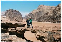 (tayn3) Tags: film analog 35mm landscape desert kodak wadirum olympus jordan arabia 100 analogue olympusom2 lawrenceofarabia epic biblical ektar 100iso olympusom2n finegrain kodakektar ektar100