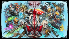 Battleborn Open Beta_20160407181259 (arturous007) Tags: sony beta rpg playstation share gearbox borderlands moba ps4 battleborn playstation4