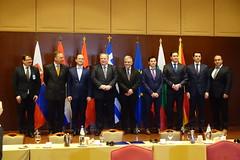 , , ,      (Hyatt Regency, , 21-22.04.2016) ( ) Tags: thessaloniki pressconference   kotzias   mfaofgreece   quadrilateralmeetinggreecealbaniabulgariafyrom