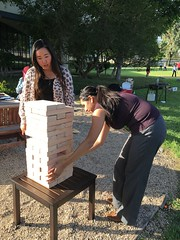 IMG_8208 (Keck Graduate Institute) Tags: sports students fun group lawn pharmacy jenga activities sop sopendofyearbbq042216