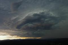 Circling Storm (Vicki Dixon) Tags: mountain storm clouds mthood