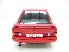 Ford Escort RS Turbo (KGF Classic Cars) Tags: classic cars ford one retro turbo series rs oldskool escort rst rs2000 cosworth kgf xr3 rs1600i rs1800