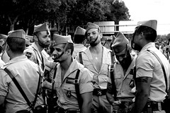 Legionarios (Julin del Nogal) Tags: army uniform faces expressions soldiers uniforme soldados rostros legionarios legin ejrcito expresiones