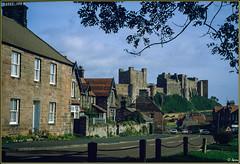 Bamburgh (Hector Patrick) Tags: castles northumberland pentaxk1000 bamburgh ektachrome lightroom twop flickrelite