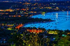 Porto di Manerba (Gianluca Crotti) Tags: italy lago garda italia luci acqua colori brescia notte gardalake