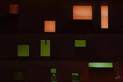 Ventanas de colores (Elsa Fdez) Tags: color ventana arquitectura fachada moderna